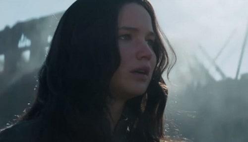 Katniss Mockingjay Part 1