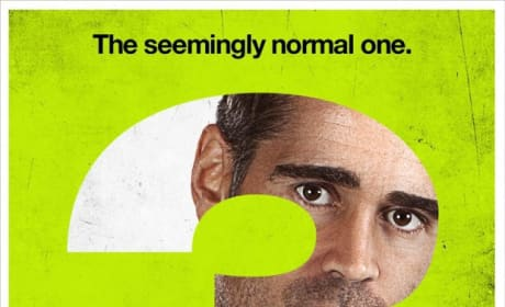 Colin Farrell Seven Psychopaths Character Poster