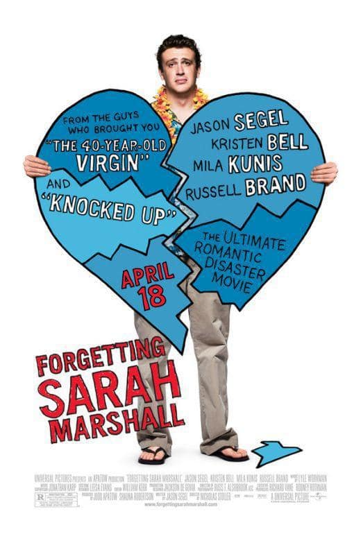 Forgetting Sarah Marshall Movie Poster II
