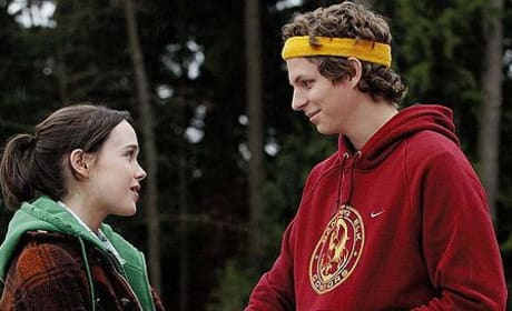 Ellen Page and Michael Cera Dish on Juno