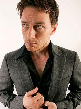 James McAvoy Photograph