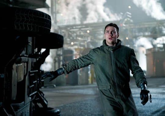 Godzilla Aaron Taylor-Johnson