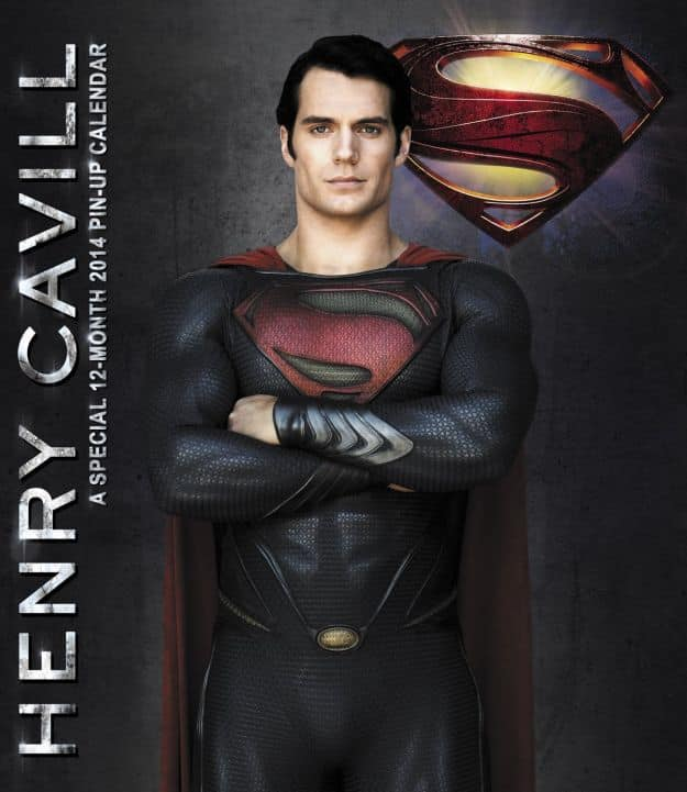 Man Of Steel Quotes: Man Of Steel Calendar Shows New Images