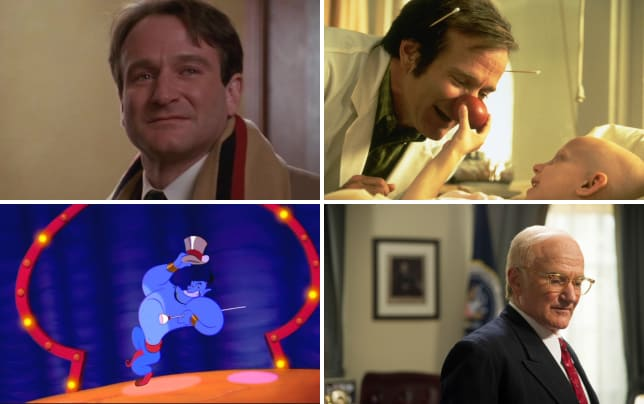 15 best robin williams movie quotes o captain