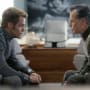 Bruce Greenwood Chris Pine Star Trek Into Darkness