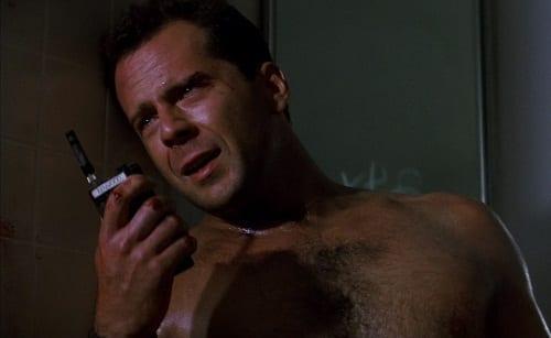 Bruce Willis Stars in Die Hard