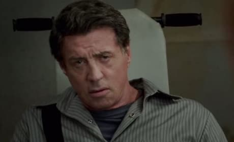Sylvester Stallone in Escape Plan