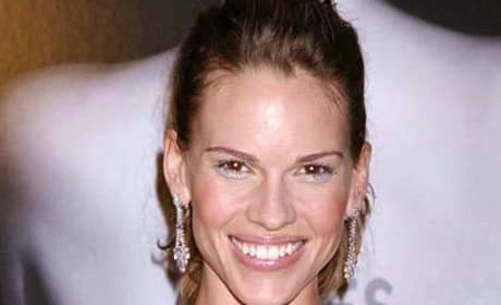 Hilary Swank Photo