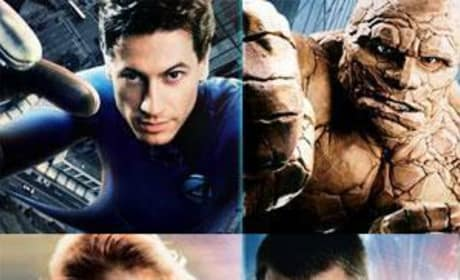 Fantastic Four Reboot Tabs Matthew Vaughn to Produce