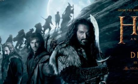 The Hobbit: An Unexpected Journey Gets a Batch of New Banners!