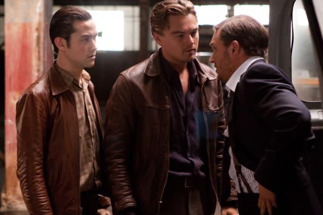Arthur, Cobb and Eames