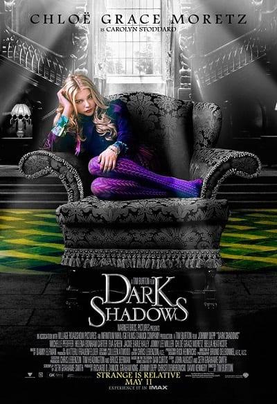 Dark Shadows Chloe Grace Moretz Character Poster