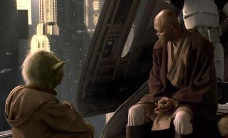 Mace Windu, Yoda