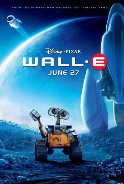 WALL*E Movie Poster