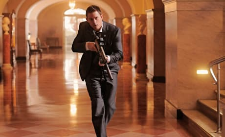 White House Down Trailer: We Gotta Go!