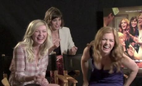 Bachelorette Interview: Kirsten Dunst, Isla Fisher & Lizzy Caplan Let Loose