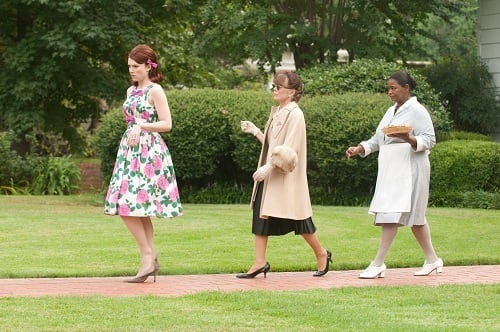 The Help Bryce Dallas Howard, Sissy Spacek, and Octavia Spencer