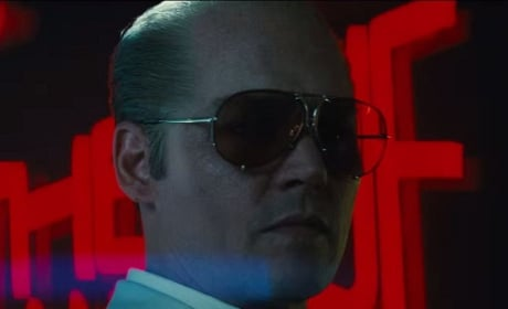 Black Mass Trailer: Johnny Depp's Gangster Paradise