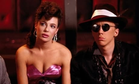Weird Science Anthony Michael Hall Kelly LeBrock