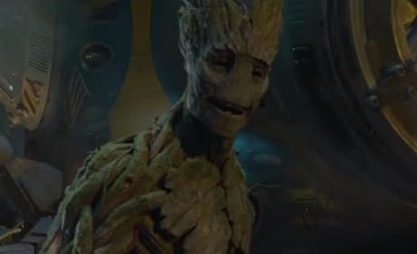 Guardians of the Galaxy Groot Blooper Reel