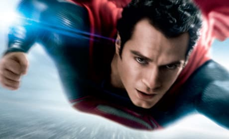 Man of Steel TV Spot: He Sent You Here For a Reason