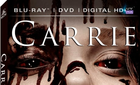Carrie Exclusive Giveaway: Win the Terrifying Blu-Ray!