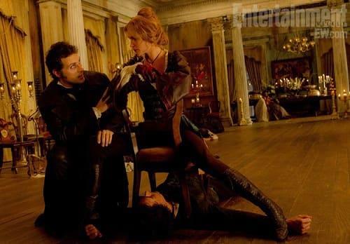 Abraham Lincoln: Vampire Hunter Star Rufus Sewell