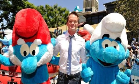 The Smurfs 2: Global Smurfs Day Turns World Blue