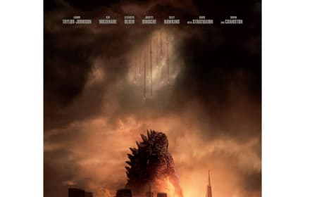 Godzilla Prize Poster