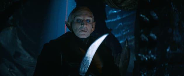 Thor The Dark World Christopher Eccleston as Malekith