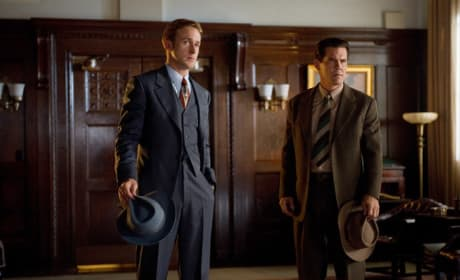 Josh Brolin and Ryan Gosling Gangster Squad