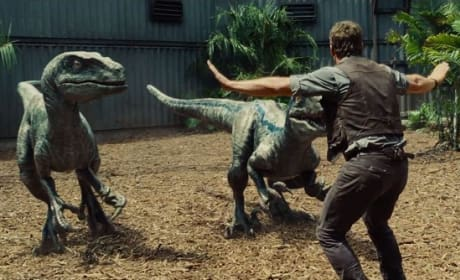 Jurassic World Super Bowl Trailer: Eyes On Me!