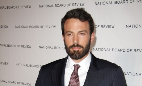 Ben Afflect In Talks To Direct Political Thriller