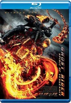Ghost Rider: Spirit of Vengeance DVD