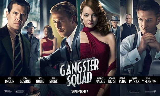 Gangster Squad Banner