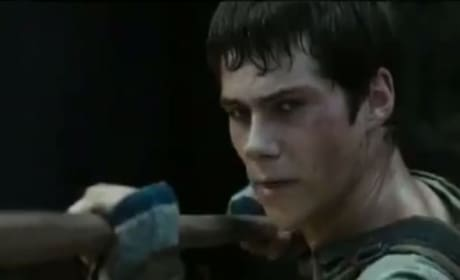 The Maze Runner TV Spot: We Got To Get Out of Here