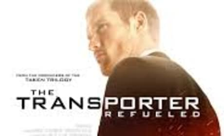 Transporter Refueled Poster