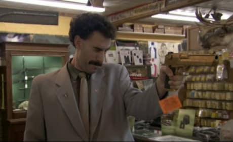 Borat Movie Stills - Movie Fanatic
