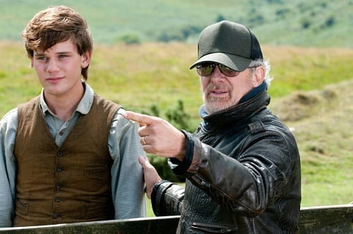 Steven Spielberg Directs War Horse