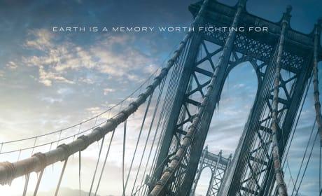 Oblivion Poster New