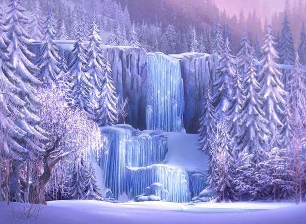 Frozen Animated Still