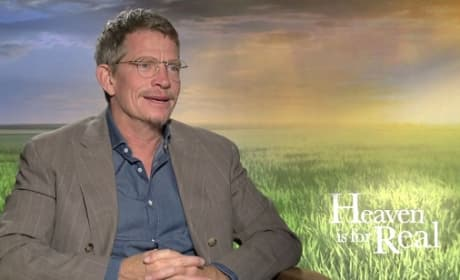 Heaven Is For Real Exclusive: Thomas Haden Church Interview