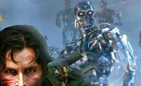 Writer Dishes on Terminator Salvation, Christian Bale
