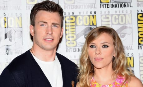 "Captain America The Winter Soldier: Chris Evans Talks Trouble for ""Boy Scout"""