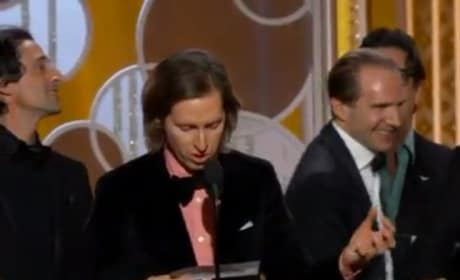 Wes Anderson Golden Globes
