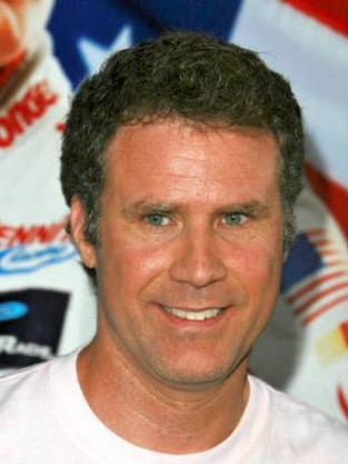Will Ferrell Photograph