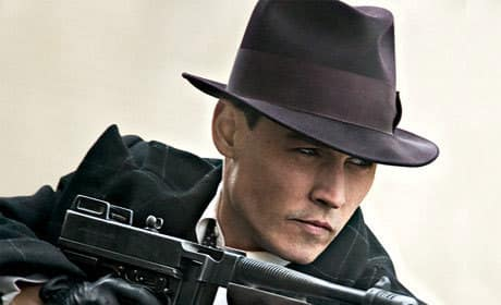 Johnny Depp and Christian Bale are Public Enemies