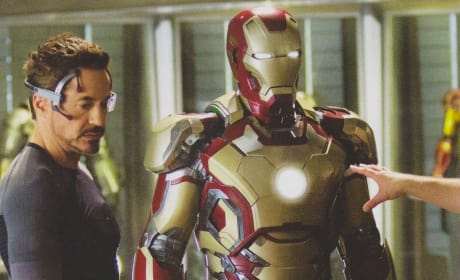 "Captain America Civil War: Robert Downey Says, ""Clues Are in Ultron"""