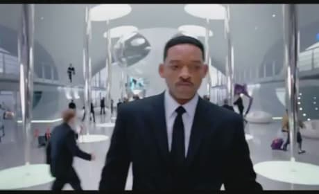 Men in Black 3 Releases Second TV Trailer
