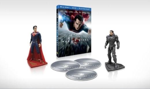 Man of Steel Blu-Ray Gift Pack